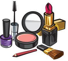 cosmetics by webclipartdotcom