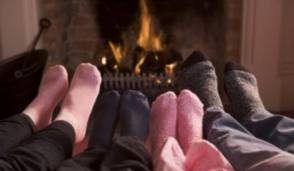 feet at fireplace-kidsactivitiesblog