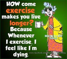 Maxine-exercise