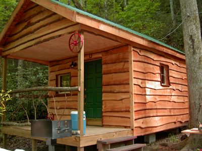 camping - cabin