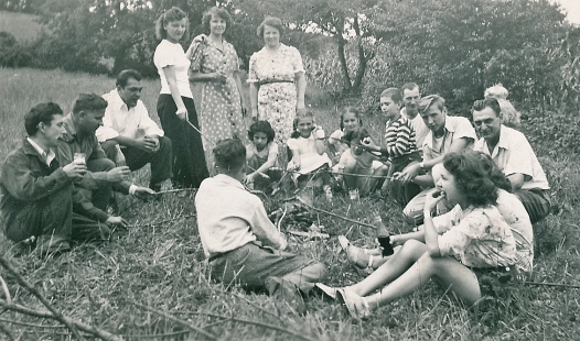 Another old family picnic