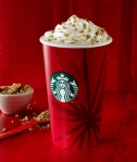 Starbucks Chestnut Praline