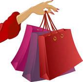 shopping bag-clipartpanda