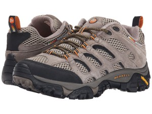 """THE"" sneaker courtesy of Merrell"